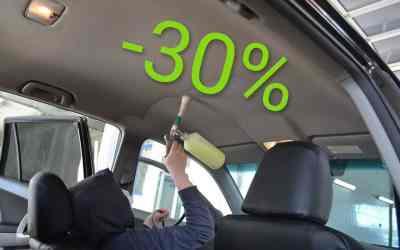 Химчистка салона автомобилей оказываем услуги