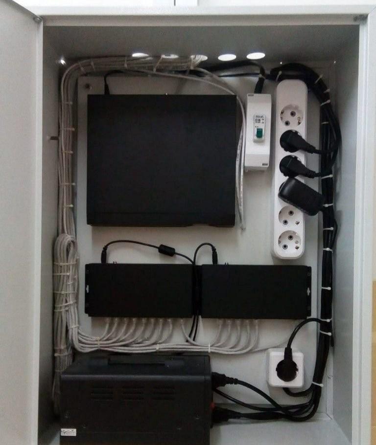 Установка систем видеонаблюдения оказываем услуги