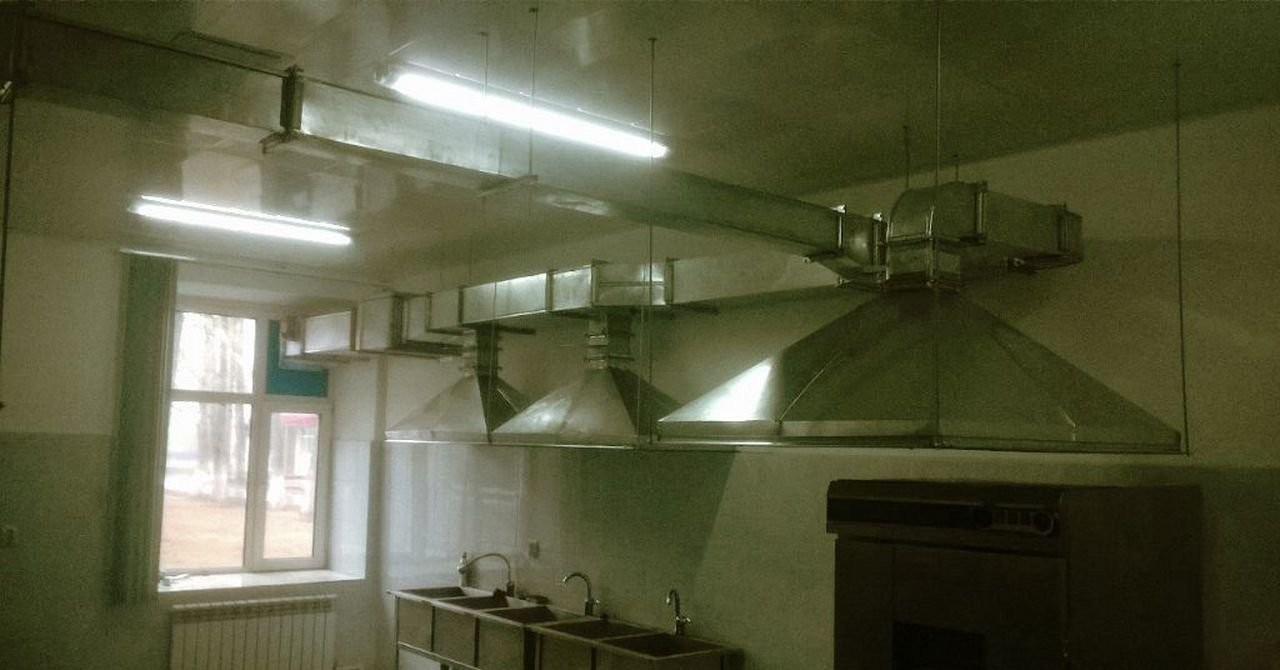 Изготовление и монтаж систем вентиляции оказываем услуги