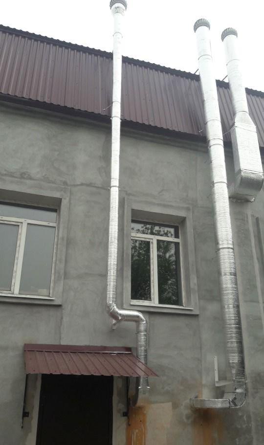 Проектирование и монтаж систем вентиляции оказываем услуги